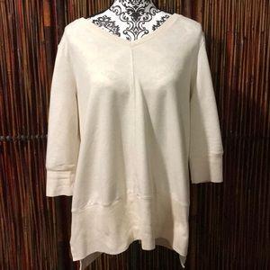 H by Halston v-neck sweater